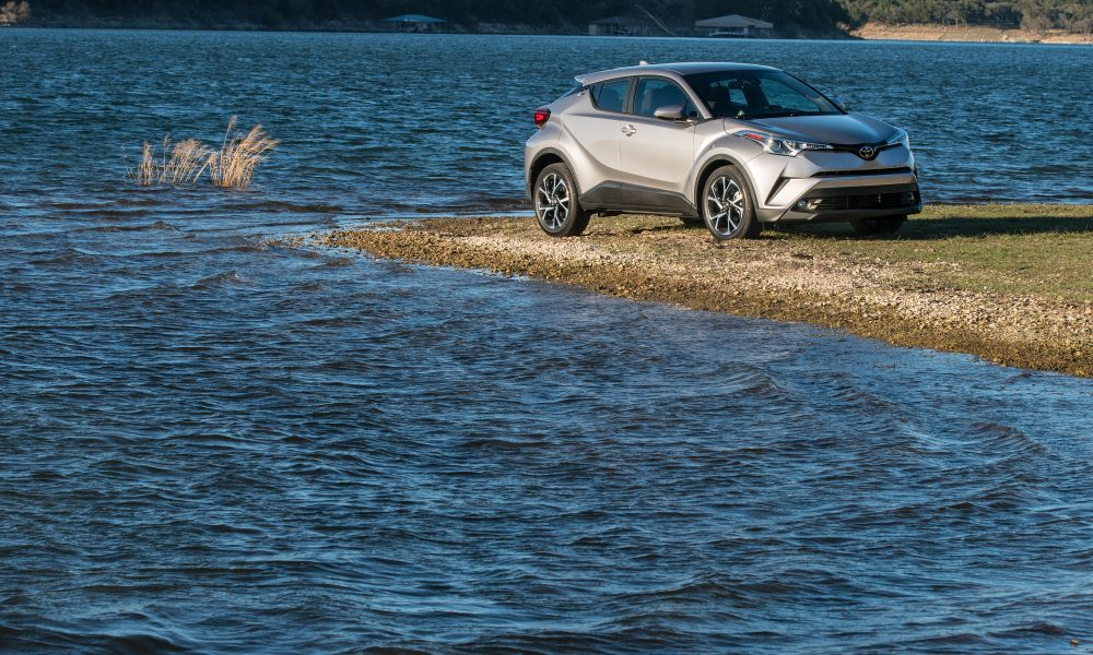2018 Toyota C-HR Shifts the CUV Paradigm With Stunning Style, Driving Dynamics and Versatility