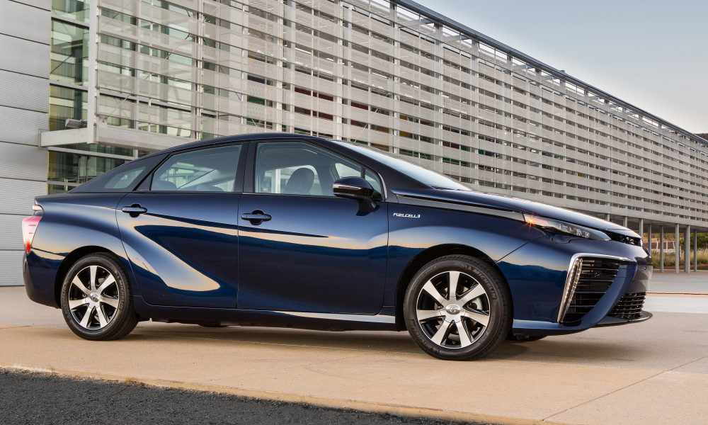 Newsweek Names Toyota World's Greenest Automaker