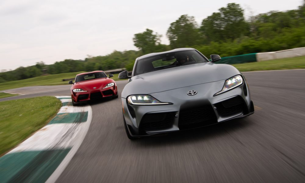 Toyota Supra Makes Global Debut at 2019 North American International Auto Show