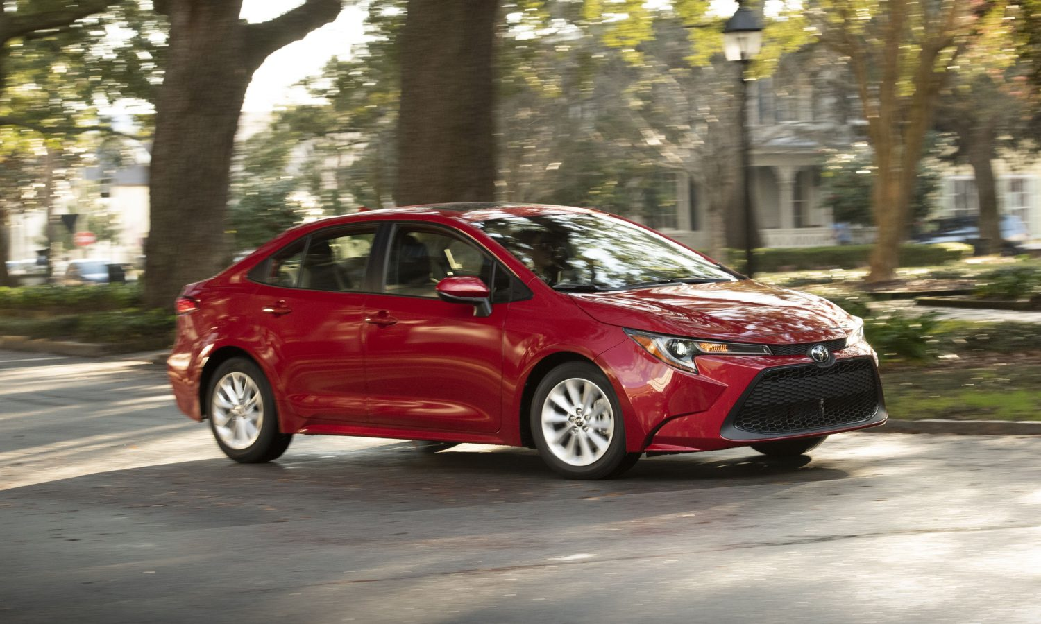 Performance And Design Highlight The All New 2020 Toyota Corolla