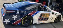 Toyota Highlights Team USA Partnership in NASCAR