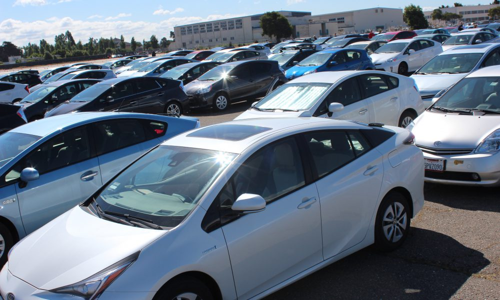 2016 Earth Day – Toyota Prius Parade 001