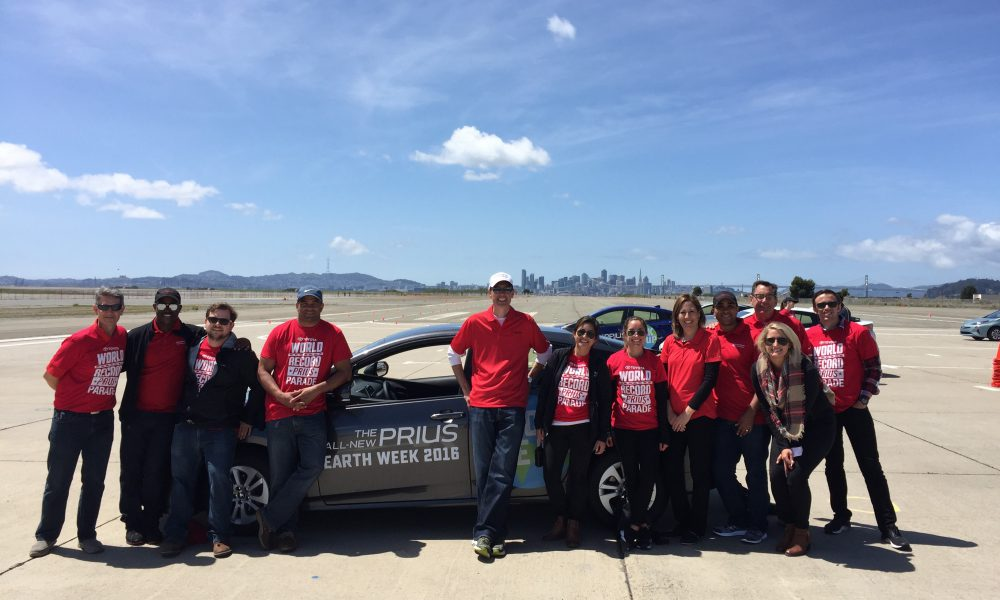 2016 Earth Day – Toyota Prius Parade 002