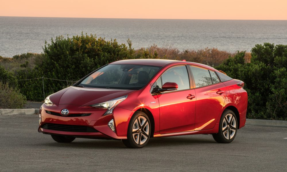2018 Toyota Prius Remains A Hybrid Benchmark