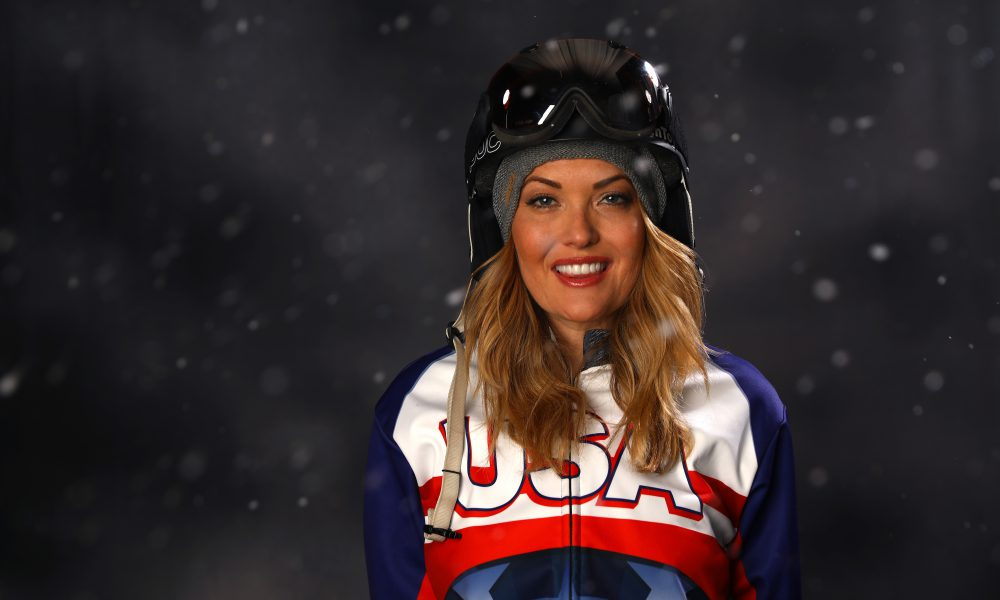 2017-2018 Team Toyota Amy Purdy