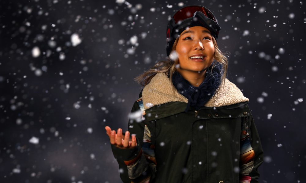 Chloe Kim Scores Big at Olympic Winter Games, Winning Olympic Gold Medal