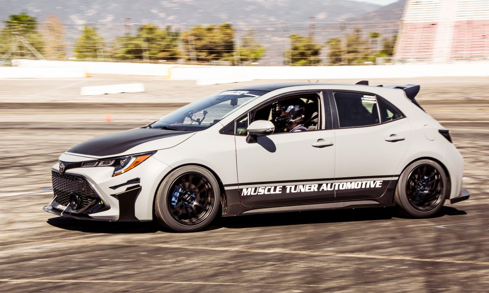 2018 SEMA Toyota Muscle Tuner Corolla Hatchback Fact Sheet