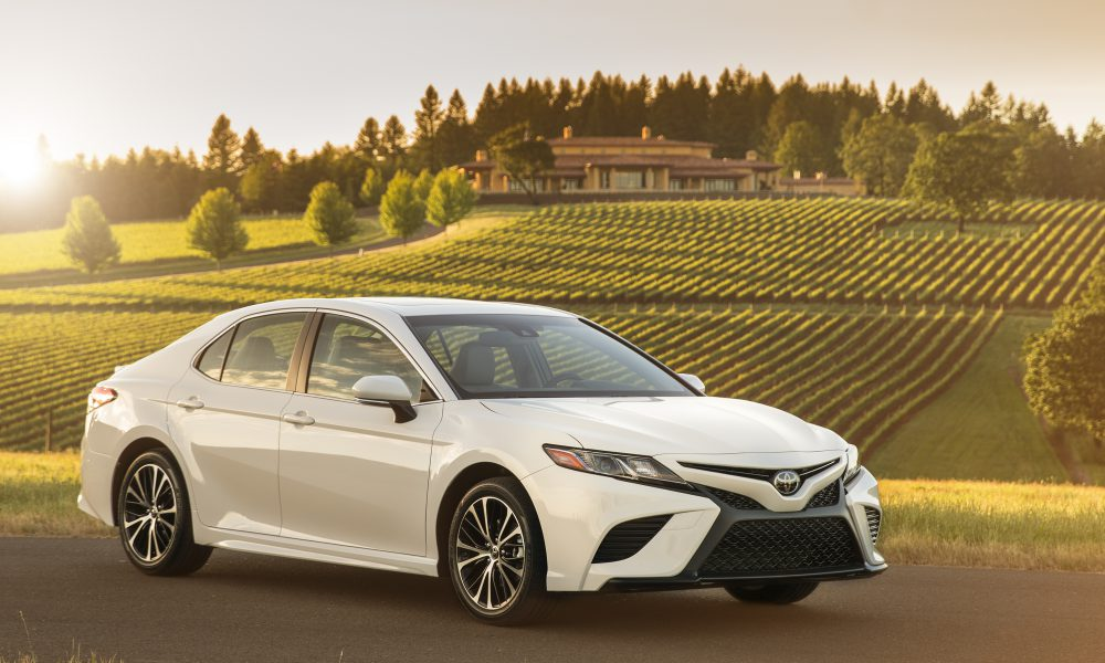 2018 Camry and Sienna Get Spring Makeover Thanks to CarPlay and Amazon Alexa Retrofit