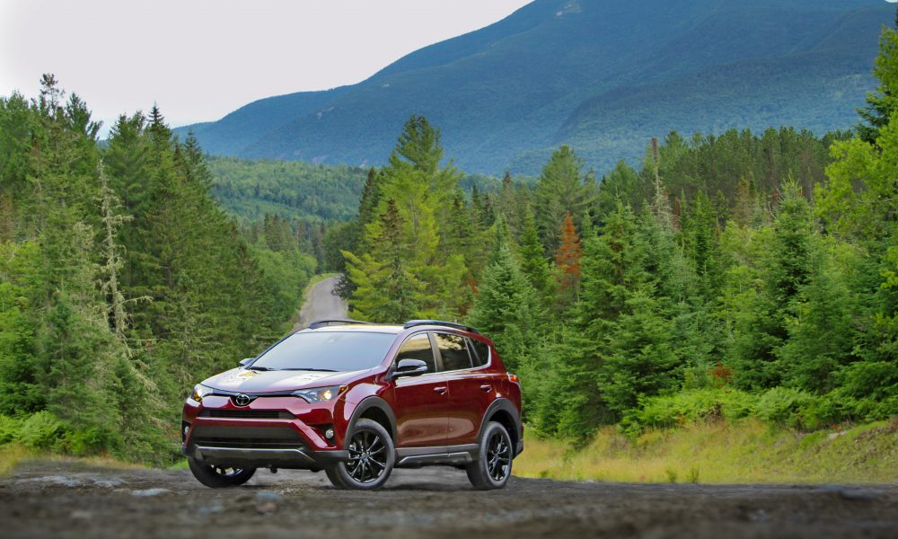 2018 Toyota RAV4 Adventure 1