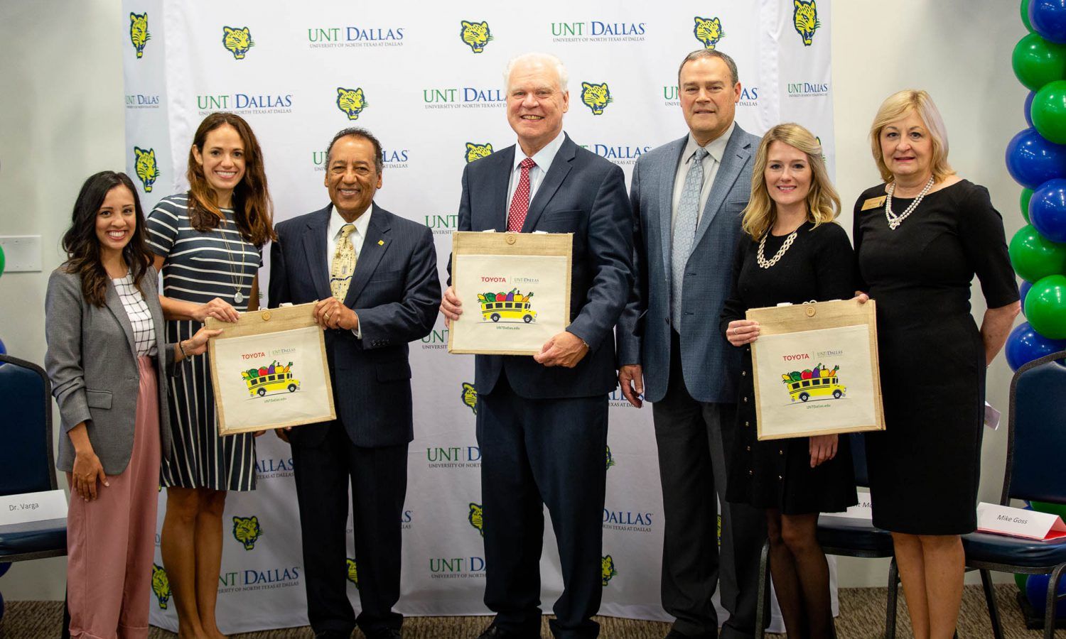 Student-led Mobility Initiative Tackles Food Deserts in Southern Dallas