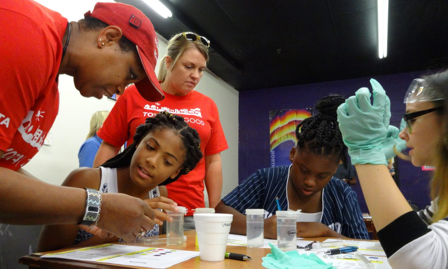 Toyota Gives At-Risk Youth H.O.P.E.