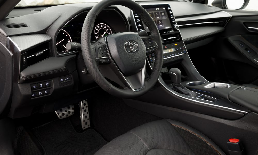 2019 Toyota Avalon All-New Touring 13