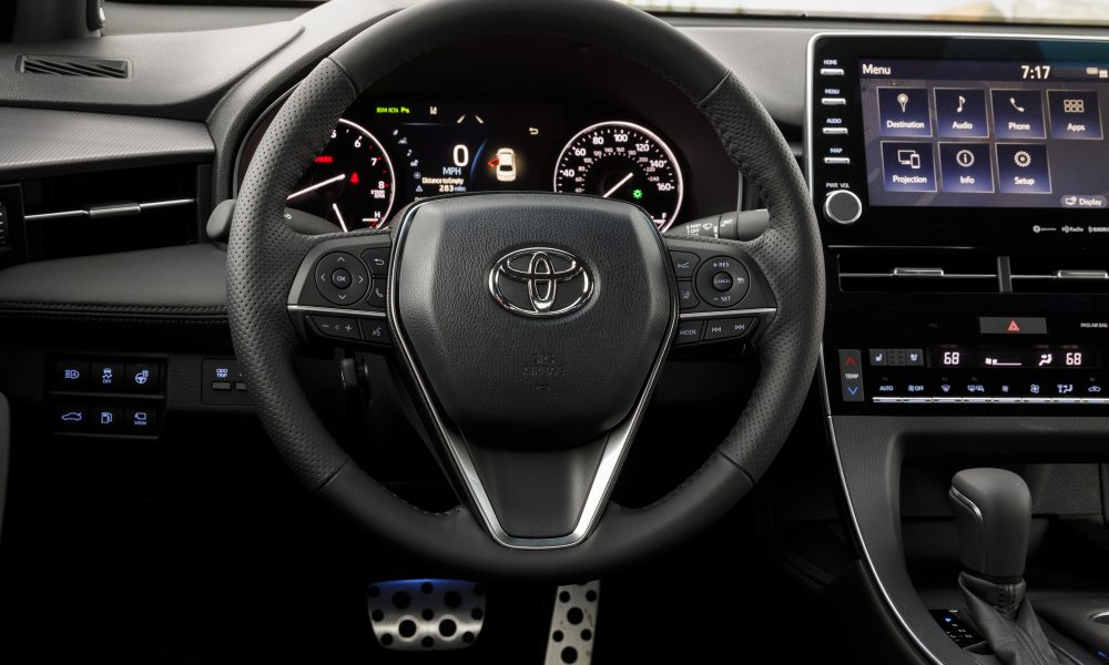 2019 Toyota Avalon All-New Touring 14
