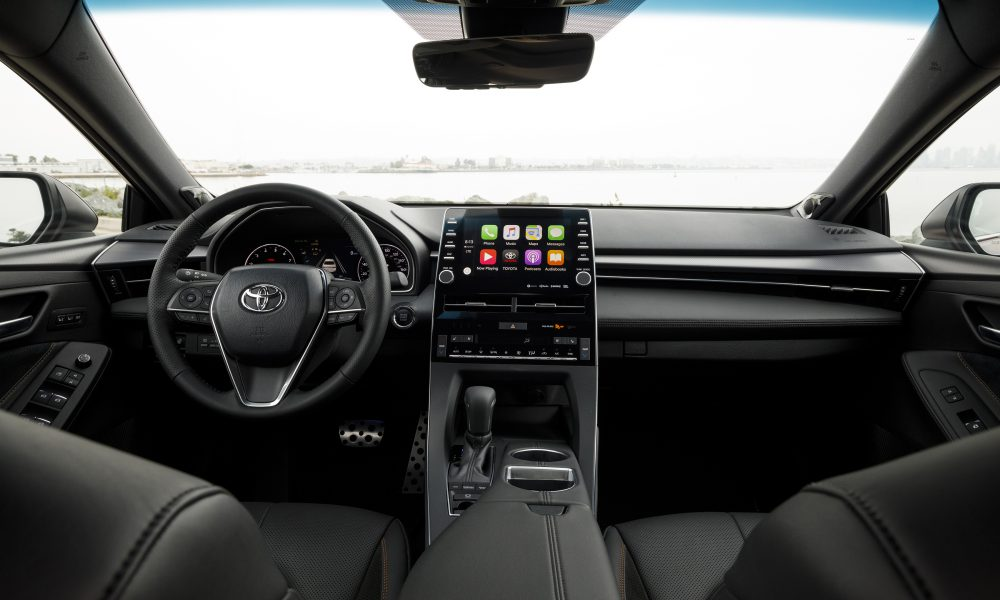 2019 Toyota Avalon All-New Touring 19