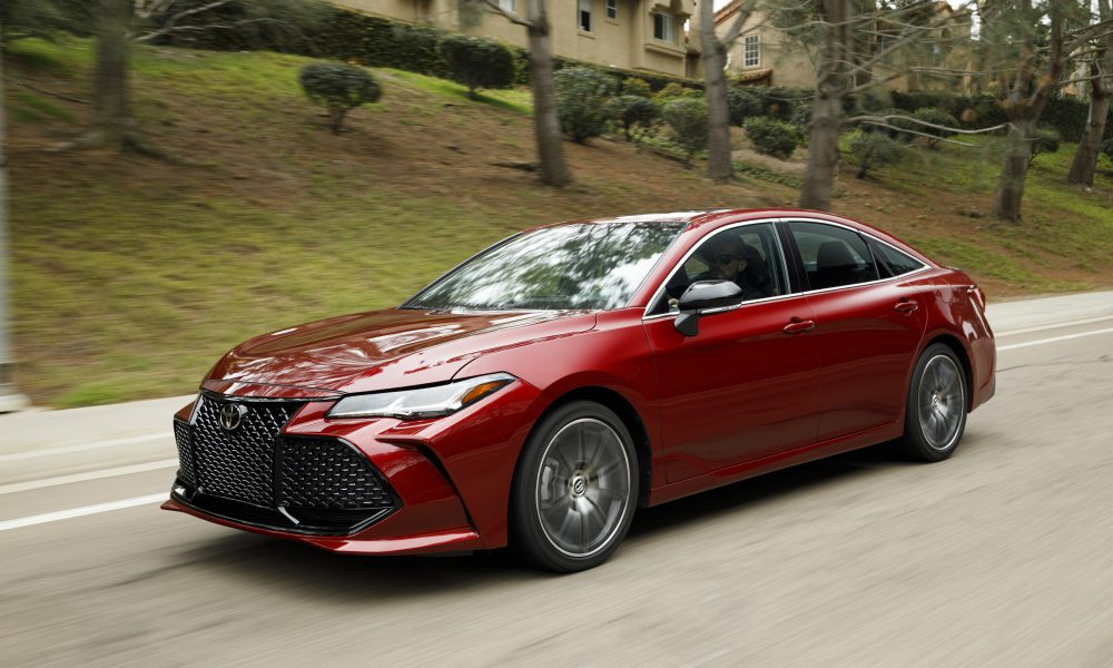 2019 Toyota Avalon All-New Touring 27