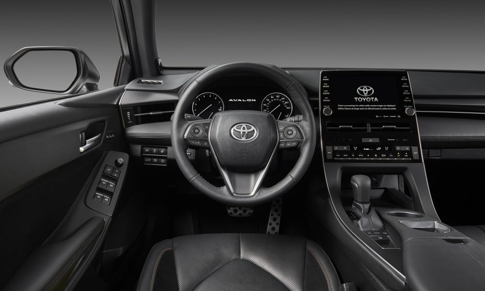2019 Toyota Avalon Touring 22