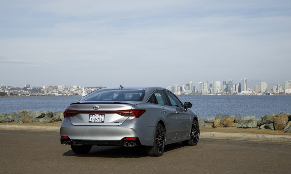 2019 Toyota Avalon All-New XSE 06