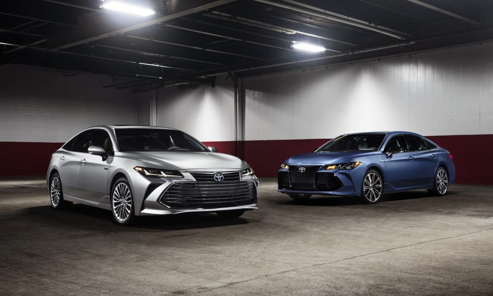 2019 Toyota Avalon Group
