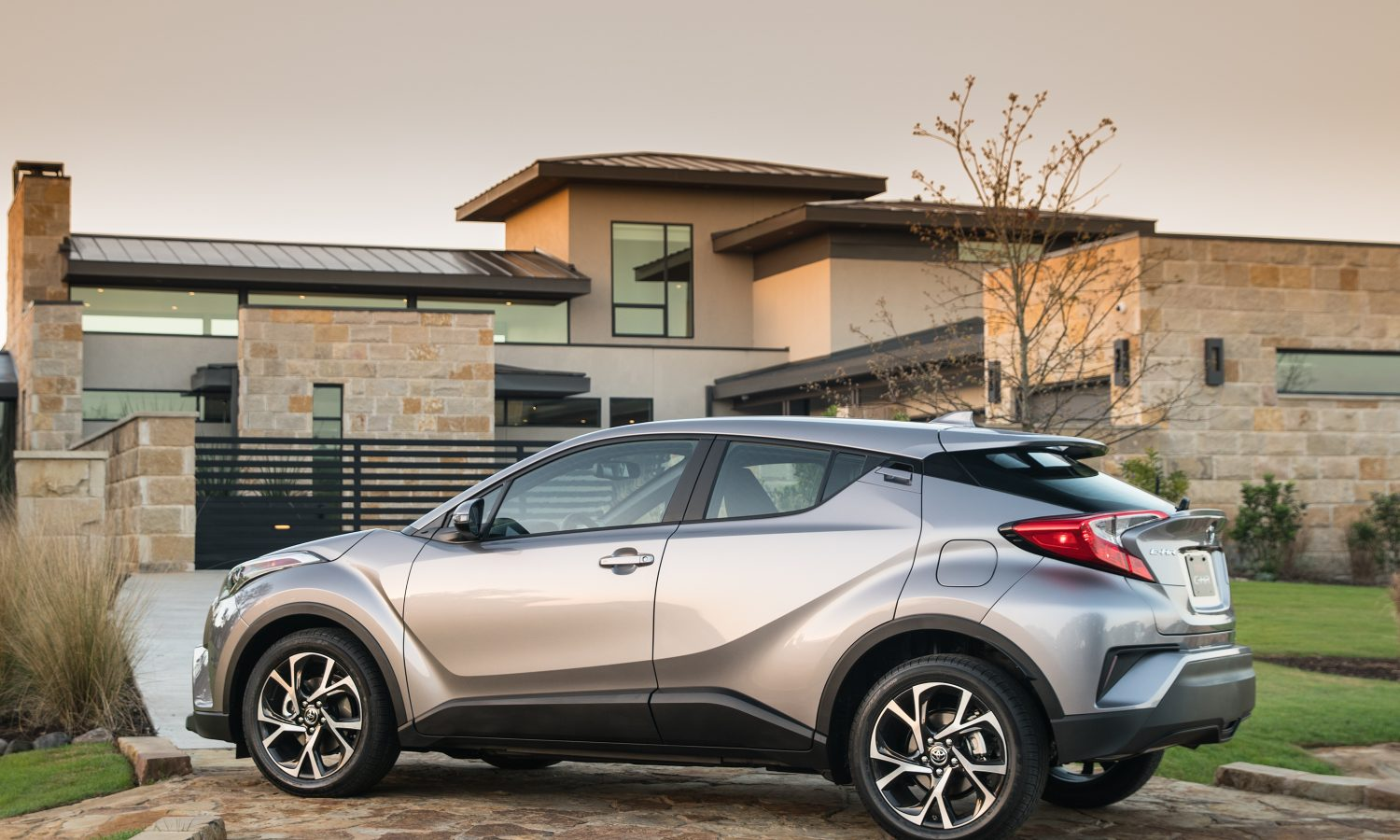 Toyota C-HR Gets Tech+Styling Upgrades and a New Grade Strategy for 2019