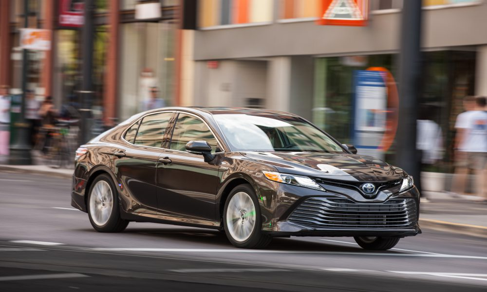 2019 Toyota Camry Builds on Exciting Style, Sport Performance, and Innovative Safety Tech with More Standard Equipment