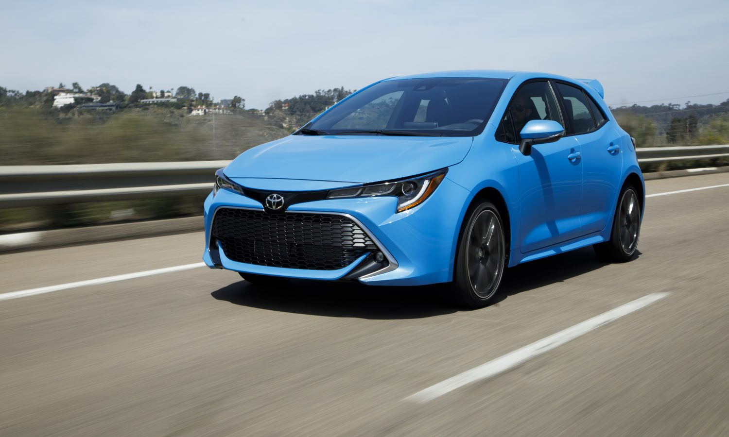 Hatch is Back! All-New 2019 Toyota Corolla Hatchback Wows with Loads of Style, Dynamic Performance, and Technology