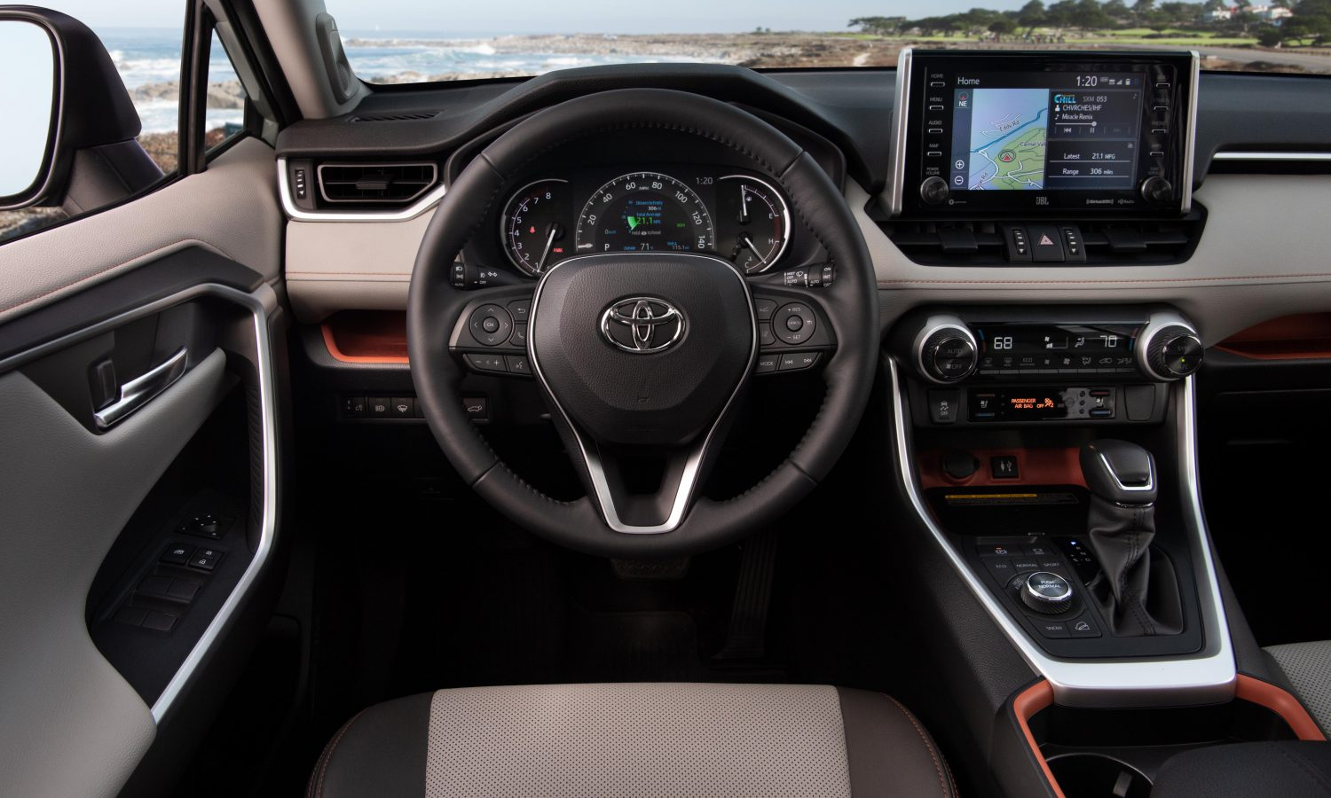 RAV4 Technology: Smartest SUV On the Block