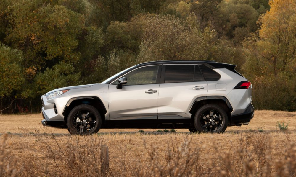 RAV4 Design: Adding Excitement to the Segment