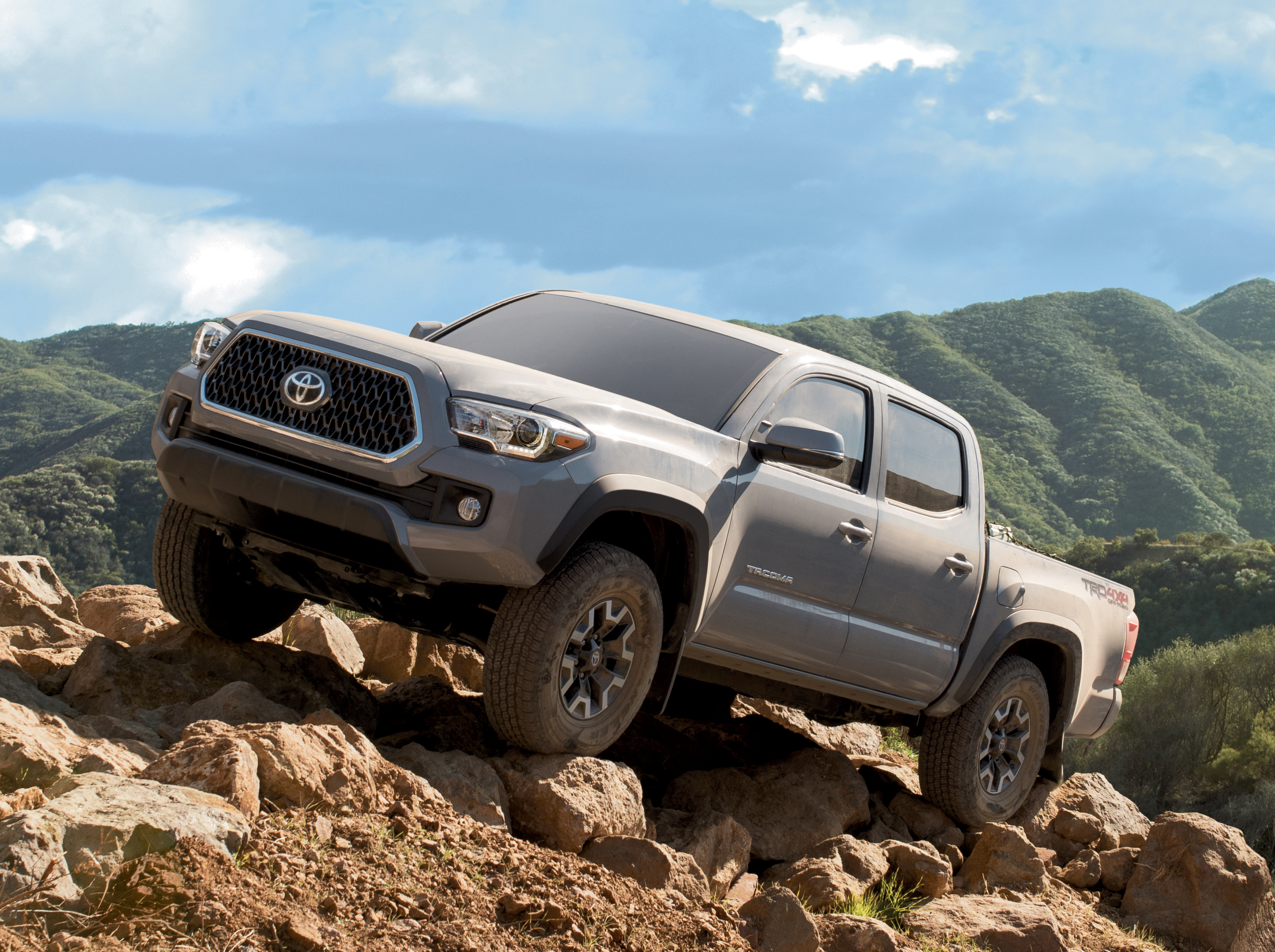 2019 Toyota Tacoma Adds Style Capability With New Sx Package And Trd Pro Toyota Usa Newsroom