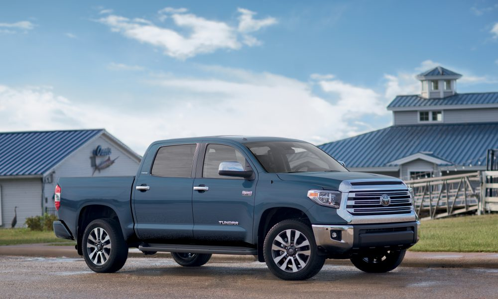 2019 Toyota Tundra: Ready for the Toughest Jobs