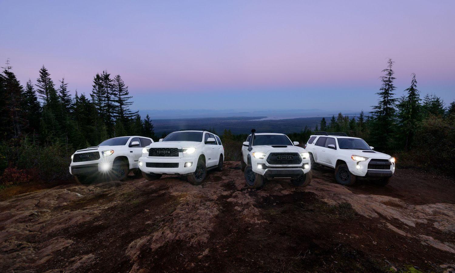2020 Toyota Sequoia TRD Pro Opens Path to Family Adventures, Leads Charge for Updates on all TRD Pro Models
