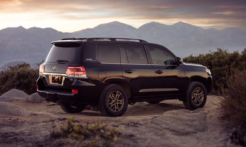 Land Cruiser Marks Six Decades in Toyota Dealerships … and in Owners' Hearts