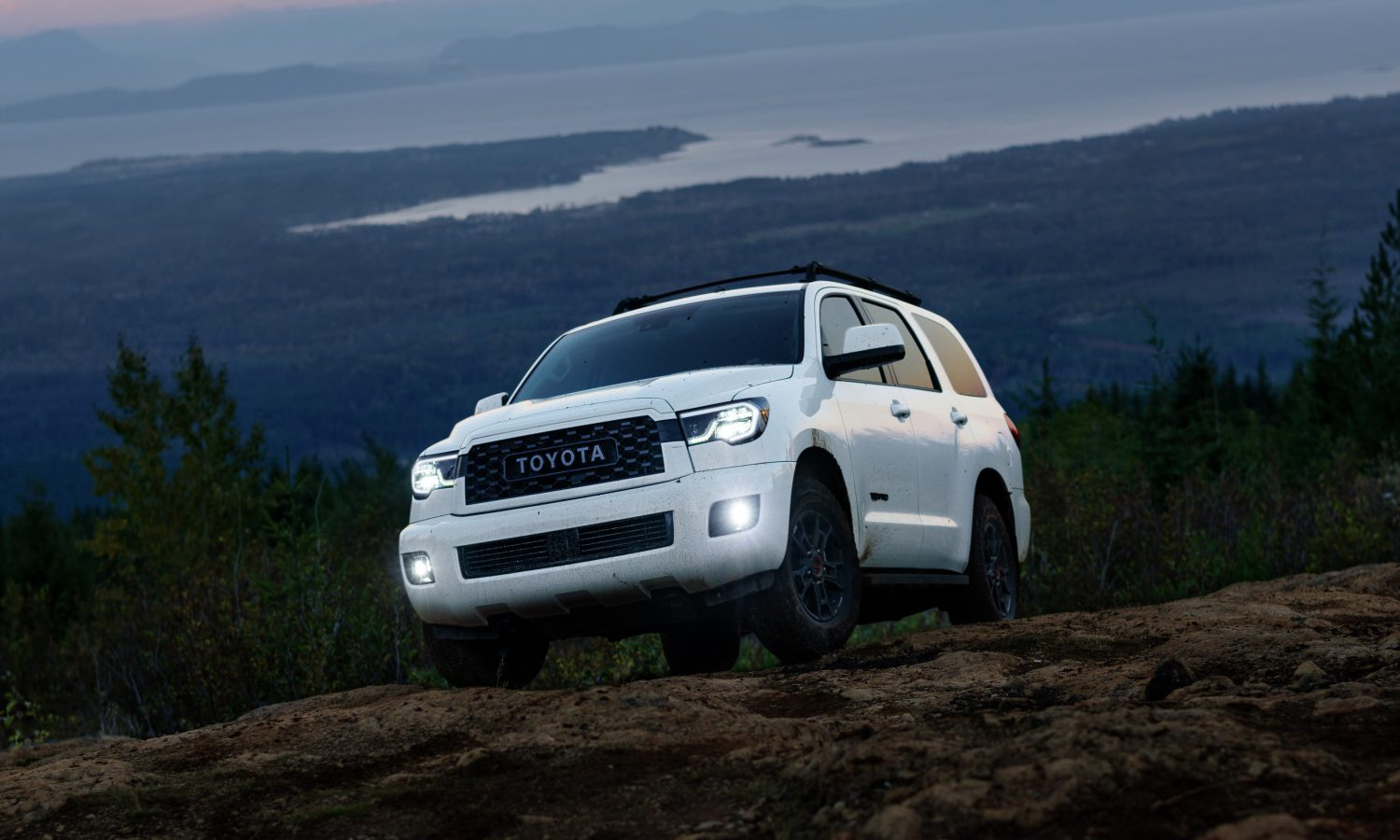 2020 Sequoia Family Trips get More Adventurous with New TRD Pro