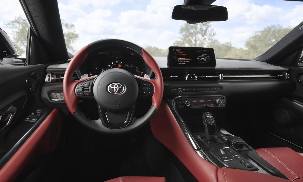 2020 Supra Launch Interior 01