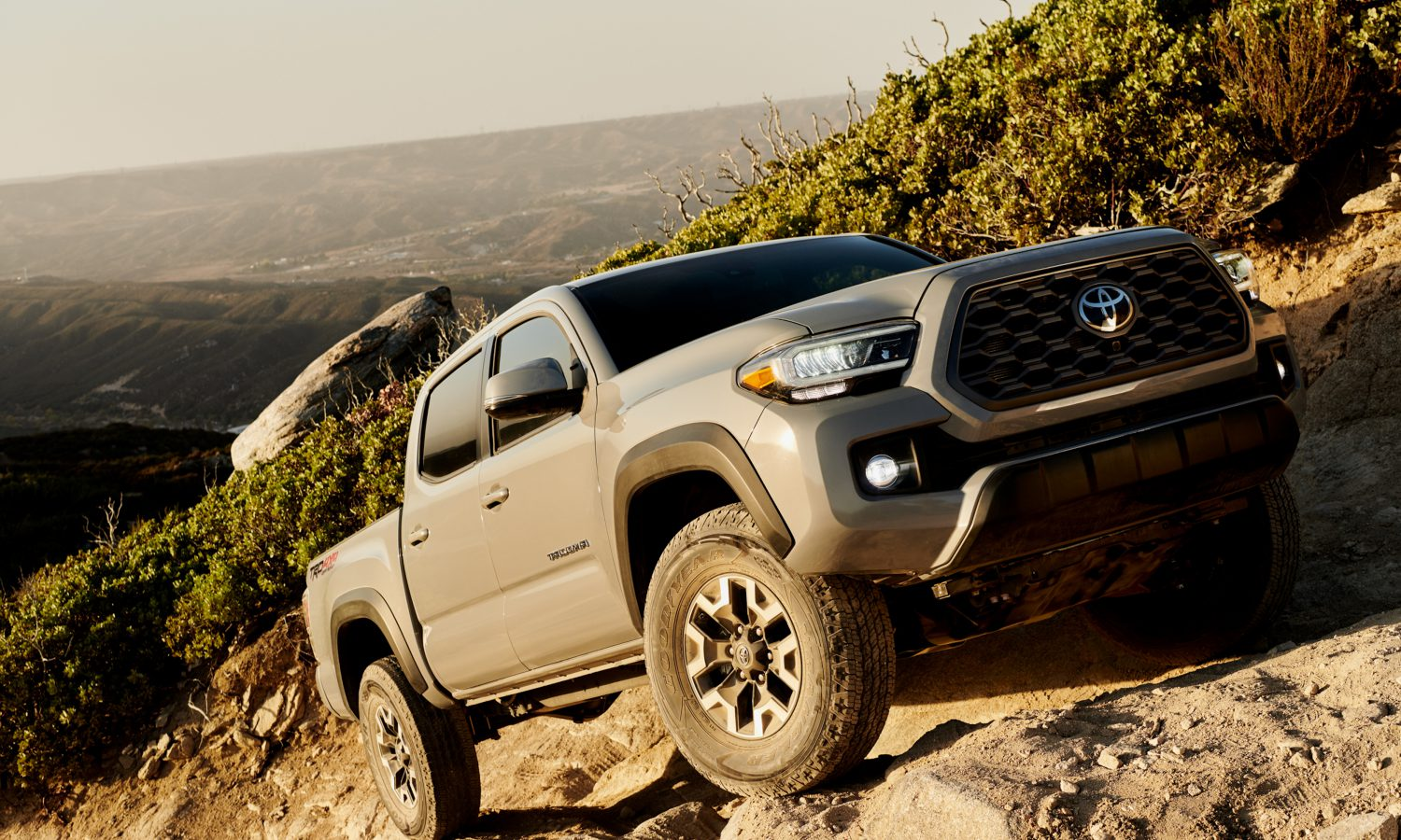2020 Toyota Tacoma Positioned To Continue Segment Leadership With Host Of New Upgrades Toyota Usa Newsroom