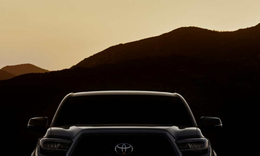 2020 Toyota Tacoma Storms into the Windy City