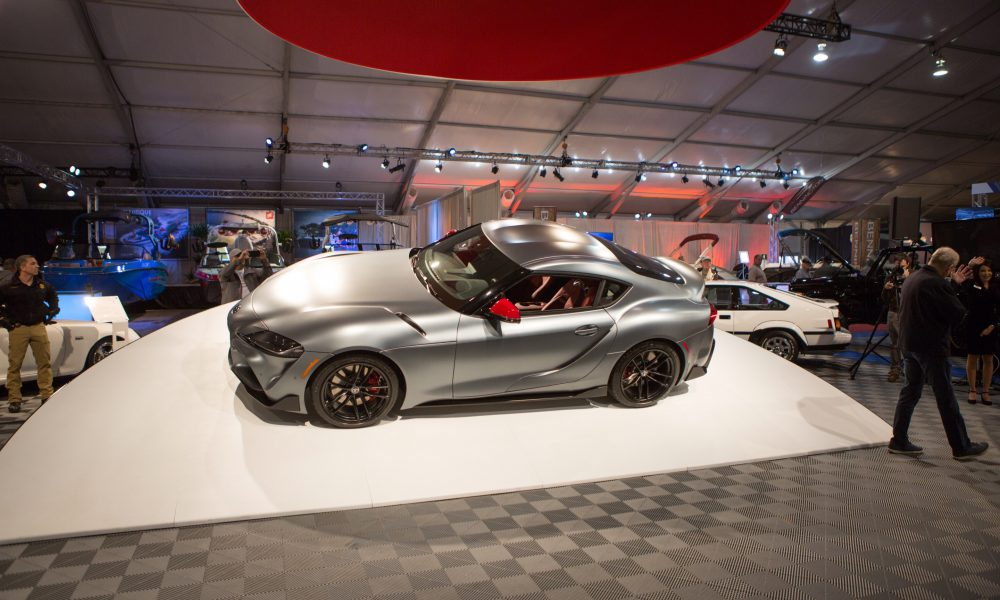 2020 Toyota Supra: Barrett-Jackson Auction Preview