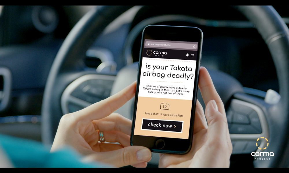 Carma Project and Toyota Boost Engagement Via Innovative Peer-to-Peer Platform to Accelerate Takata Airbag Recalls