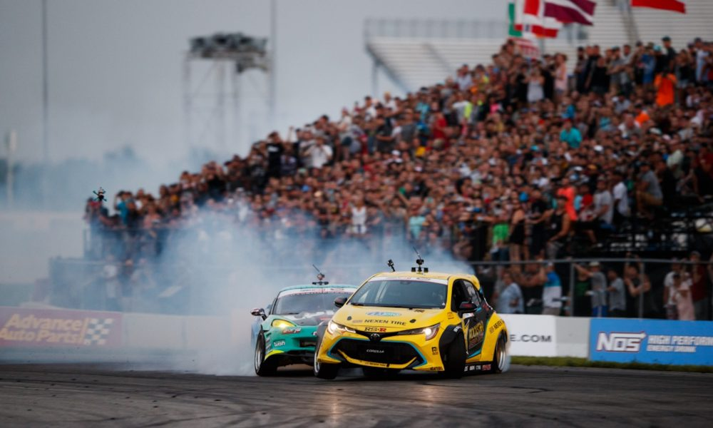 Toyota Drivers Victorious in Drift and Trucks