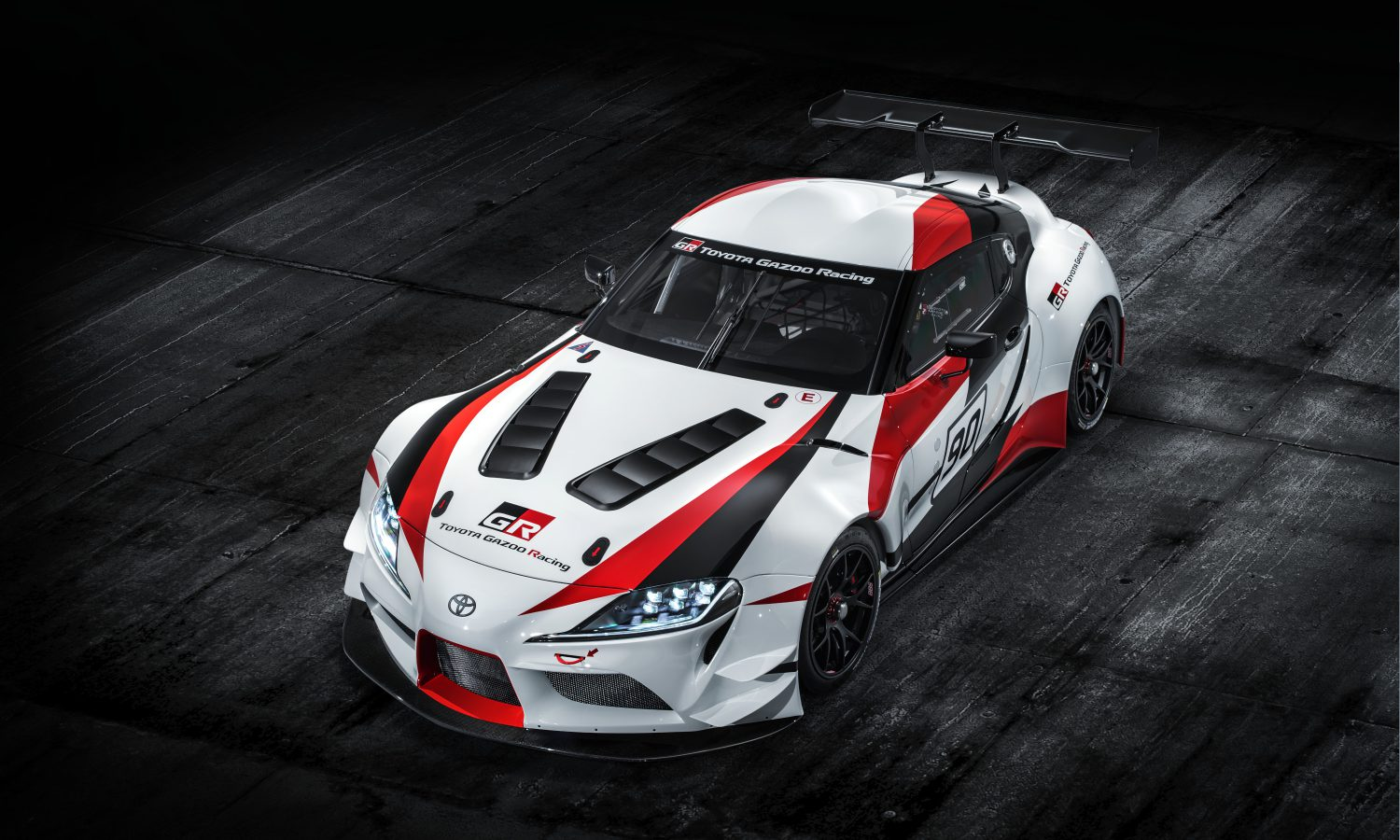 The Legend Returns: Toyota Unveils GR Supra Racing Concept