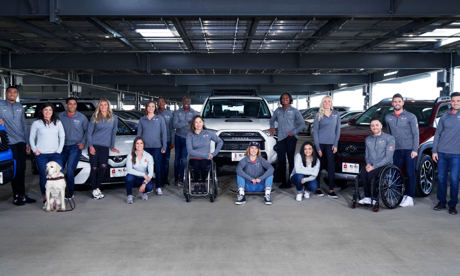Team Toyota Athletes on the Power of the Possible