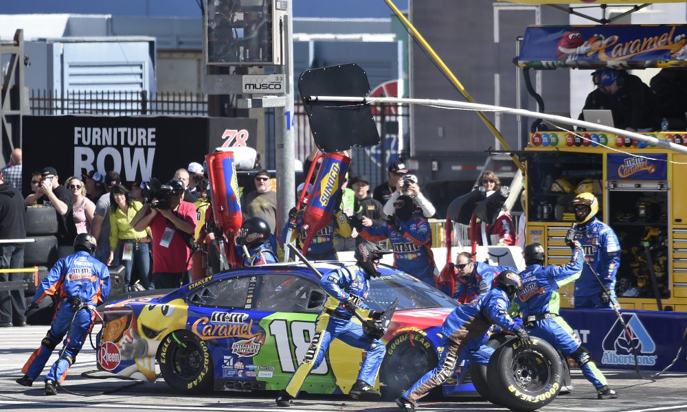 NASCAR Goes West Delivers Another Tundra Victory