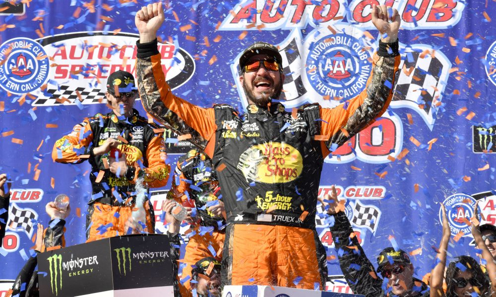Toyota Victories from Coast to Coast