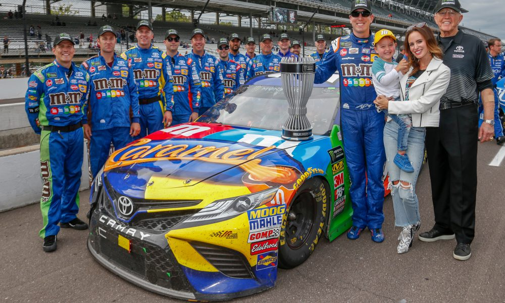 NASCAR Regular Season Champ Crowned