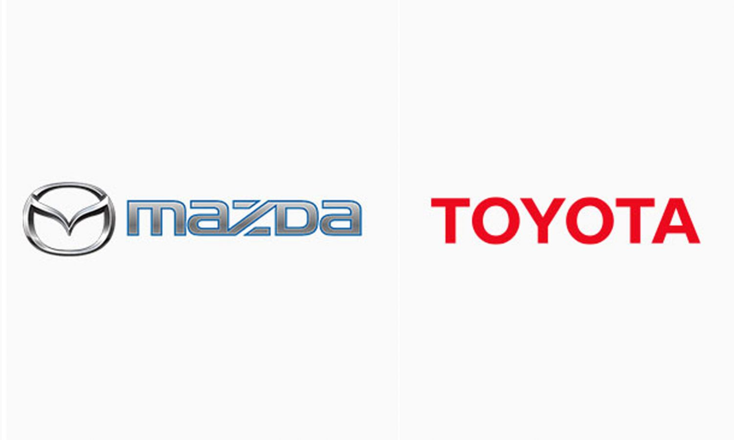"Mazda and Toyota Establish Joint-Venture Company ""Mazda Toyota Manufacturing, U.S.A., Inc."""