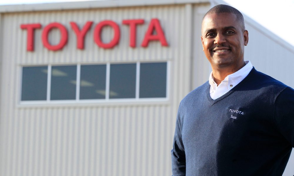 Toyota Motor North America Announces Executive Changes