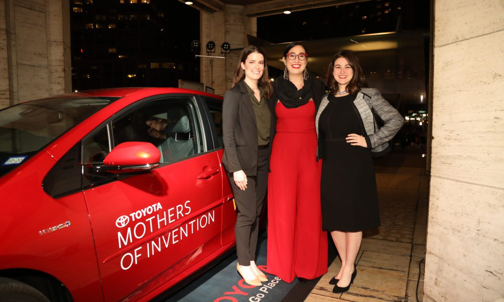 Toyota Recognizes Visionary Women at 9th Annual Women in the World Summit