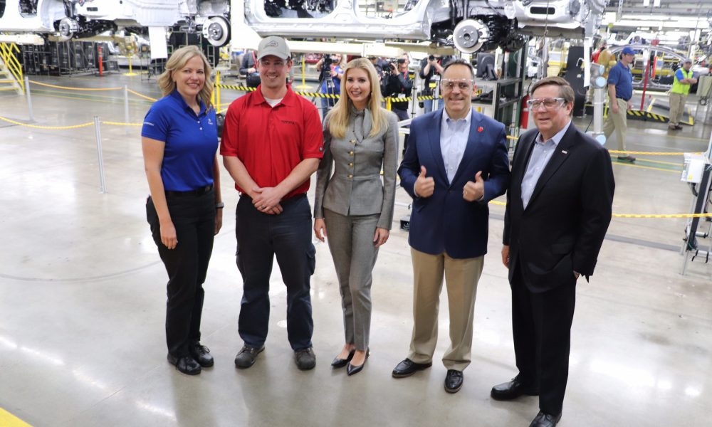 Toyota Panel Addresses Developing Skilled Workforce of the Future