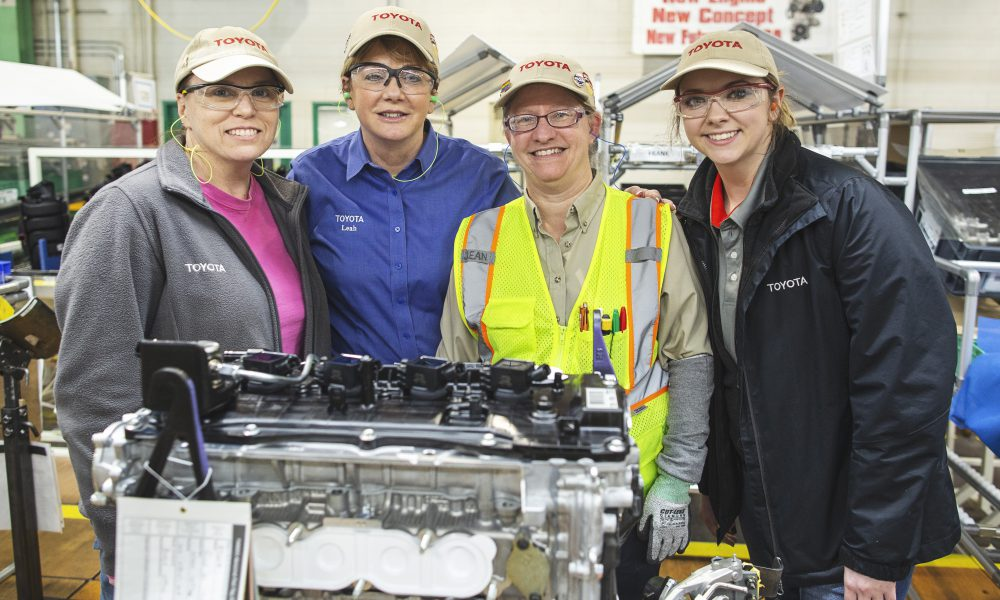 Celebrating West Virginia Women in Manufacturing on International Women's Day