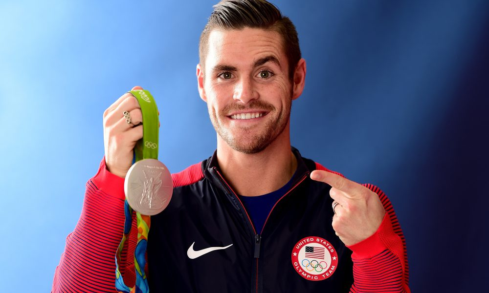 Team Toyota Summer Athletes David Boudia