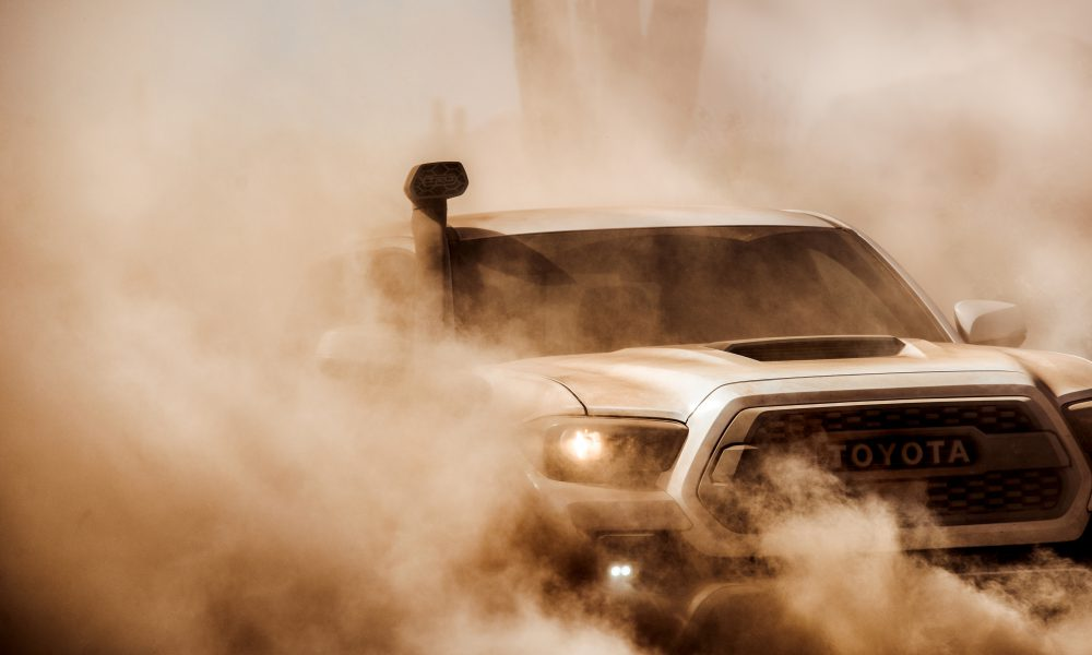 Toyota to Unveil New 2019 TRD Pro 4x4s in Chicago